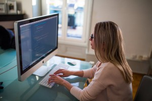staring at screens for too long can cause eye strain. If your eyes are bothering you, contact your Westfield Eye Doctors